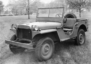 vehículo militar, debido a su estructura