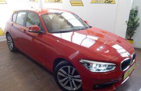 BMW 118I AUTOMATICO