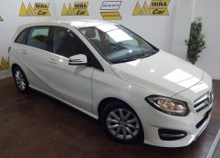 MERCEDES BENZ B160 CDI  AUTOMATICO BUSINESS